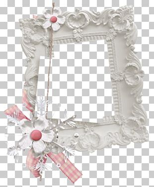 Frames Window New Year Snowflake Christmas Ornament PNG