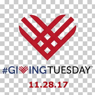 Giving Tuesday Cyber Monday Black Friday Donation Thanksgiving Day PNG