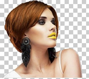 Hair Coloring Chin Beauty.m PNG