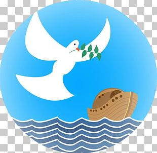 Bible Doves As Symbols Noah's Ark Flood Myth PNG