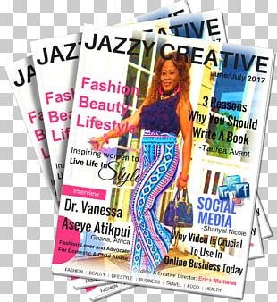 Magazine Photoshop Creative Graphic Design Publishing Business PNG