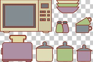 Kitchen Microwave Oven Bowl Home Appliance PNG