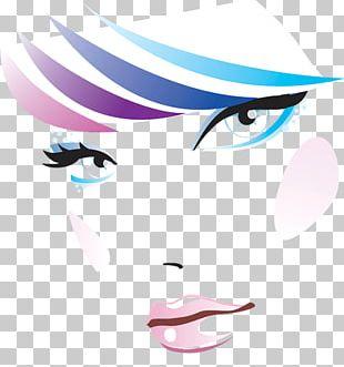 Beauty Drawing Woman Make-up PNG