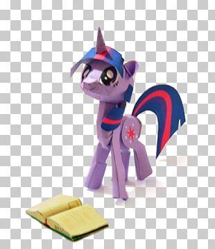 Twilight Sparkle Paper Model Princess Celestia Pony PNG
