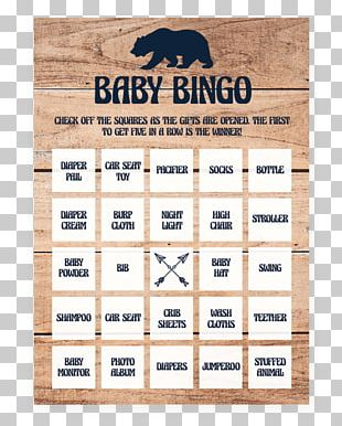 Baby Shower Diaper Infant Curriculum Vitae Game PNG