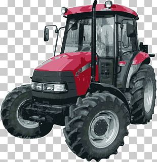 Case IH International Harvester Farmall Tractor Case Corporation PNG