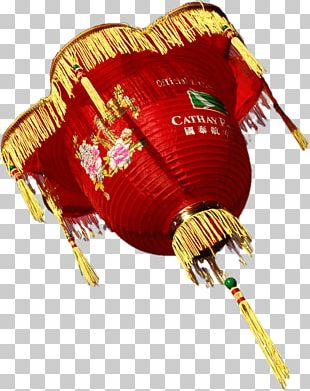 Chinese New Year Paper Lantern PNG