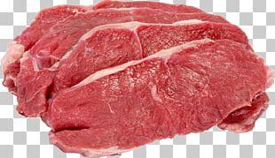 Beefsteak Rump Steak Meat PNG