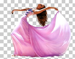 Dress Woman Ball Gown Party Skirt PNG