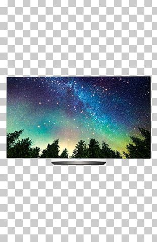 4K Resolution OLED Ultra-high-definition Television LG Electronics PNG