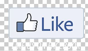 Social Media Facebook Like Button PNG