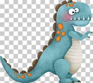 Dinosaur Cartoon PNG