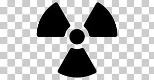 Radioactive Decay Radiation Hazard Symbol HAZMAT Class 7 Radioactive Substances PNG