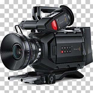 Canon EF Lens Mount Blackmagic URSA Mini 4.6K Blackmagic URSA Mini 4K Blackmagic Design Digital Movie Camera PNG