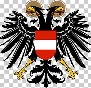 Austrian Empire Vienna Austria-Hungary Coat Of Arms Of Austria PNG