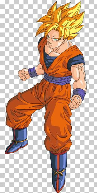 Goku Gohan Majin Buu Dragon Ball Super Saiya PNG