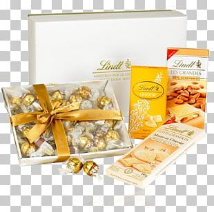 Food Gift Baskets White Chocolate Bonbon Lindt & Sprüngli Tiramisu PNG