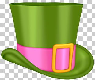 Hat Saint Patricks Day Green PNG
