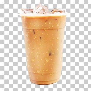 Iced Coffee Ice Cream Tea Frappxe9 Coffee PNG