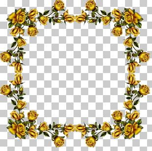 Cut Flowers Yellow Pink PNG