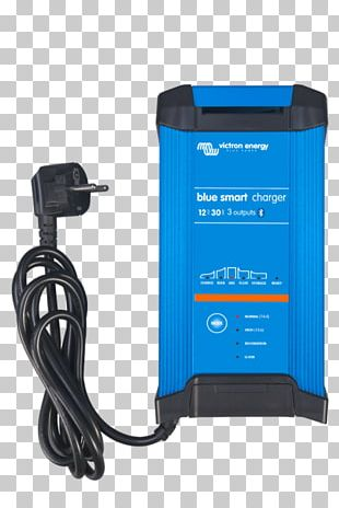 Battery Charger Victron Energy B.V. Victron Energy Blue Smart Ip22 Charger 230V Cee Mains Electricity AC Power Plugs And Sockets PNG