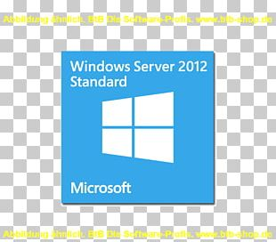 Client Access License Microsoft Corporation Windows Server 2012 Computer Software PNG