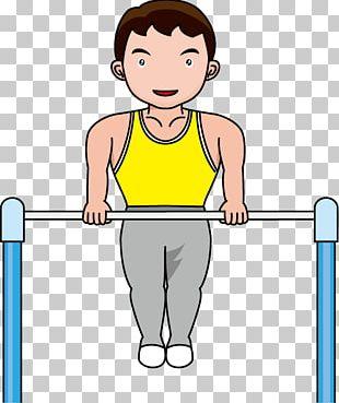 Gymnastics Horizontal Bar Balance Beam PNG