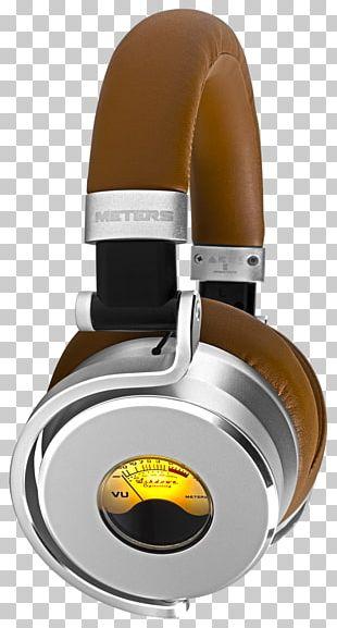 Noise-cancelling Headphones Active Noise Control VU Meter Sound PNG