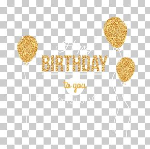 Birthday Card Element PNG