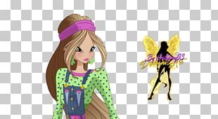 Flora Stella Bloom Musa Winx Club PNG