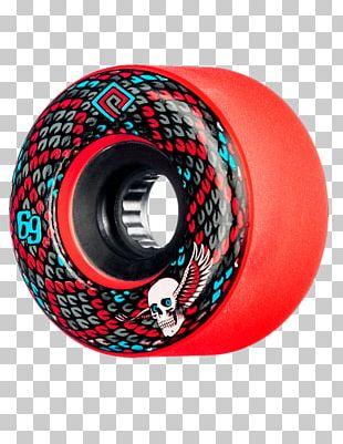 Wheel Powell Peralta Longboard Skateboarding PNG