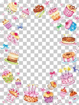Birthday Cake Cupcake Wedding Cake PNG