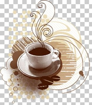 White Coffee Cafe Coffee Cup Turkish Coffee PNG