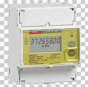 Electricity Meter Single-phase Electric Power Kilowatt Hour Centrale De Mesure PNG