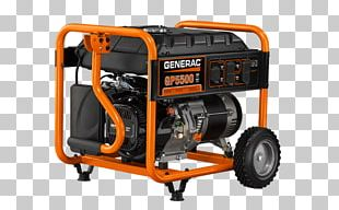 Generac GP Series 5500 Generac Power Systems Engine-generator Electric Generator Generac GP6500 PNG