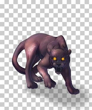 Panther Black Cat Leopard Cougar PNG