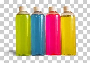 Plastic Bottle Glass Bottle Liquid PNG