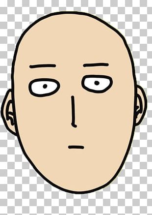 Saitama One Punch Man Anime Manga Hero PNG