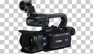 Canon XA20 Camcorder Video Cameras PNG