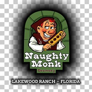 Naughty Monk Brewery Beer Narragansett Brewing Company India Pale Ale Lager PNG