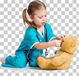 Playing Doctor Child Physician Stock Photography PNG