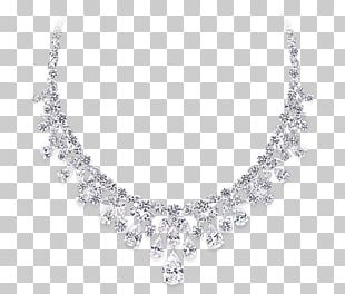 Necklace Earring Graff Diamonds Jewellery PNG