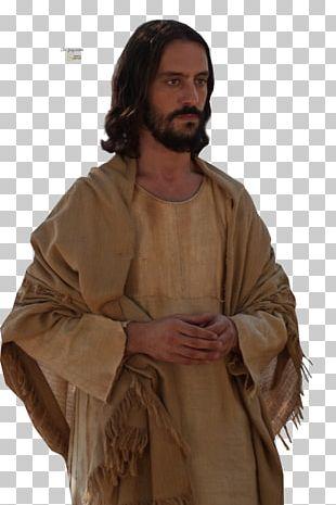Jesus Barabbas Healing The Man Blind From Birth Robe Facial Hair PNG