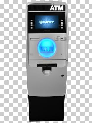 Interactive Kiosks Automated Teller Machine EMV ATM Card Cash Advance PNG