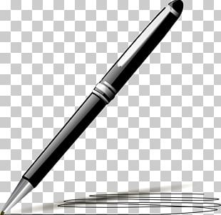 Paper Fountain Pen Quill PNG