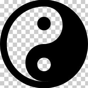 Computer Icons Yin And Yang Symbol Emoticon PNG