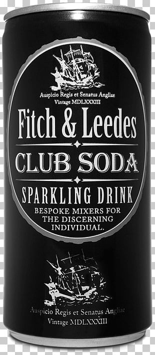 Fizzy Drinks Drink Mixer Carbonated Water Ginger Ale Tonic Water PNG