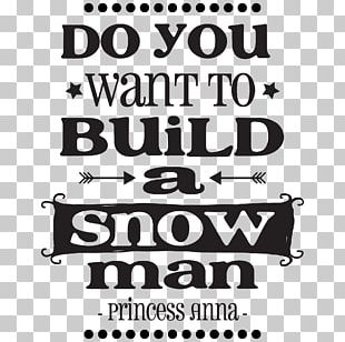 Olaf YouTube Do You Want To Build A Snowman? PNG