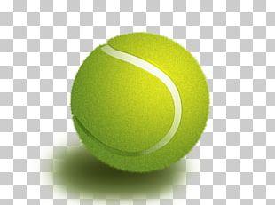 Tennis Ball Green PNG