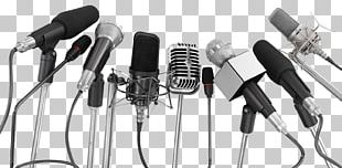 Microphone Interview Television Broadcasting PNG